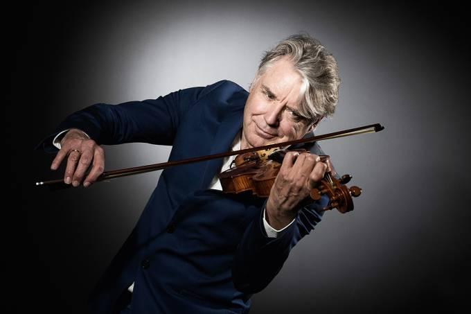 Didier Lockwood – O violinista francês, ícone do jazz no país, fez 4000 concertos e lançou 35 álbuns, além de duas óperas
