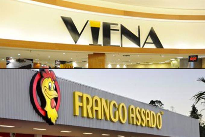 Restaurantes Viena e Frango Assado