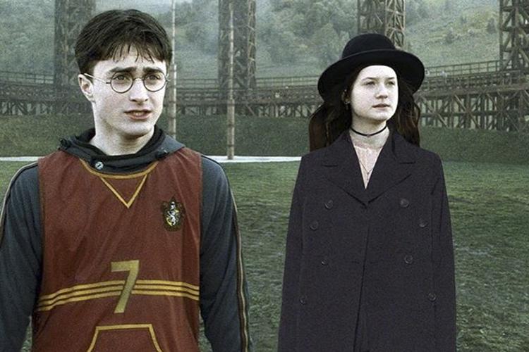 Conta no Instagram une looks da Dior com cenas de 'Harry Potter'