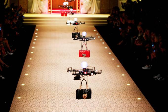 Semana de Moda de Milão – Dolce&Gabbana