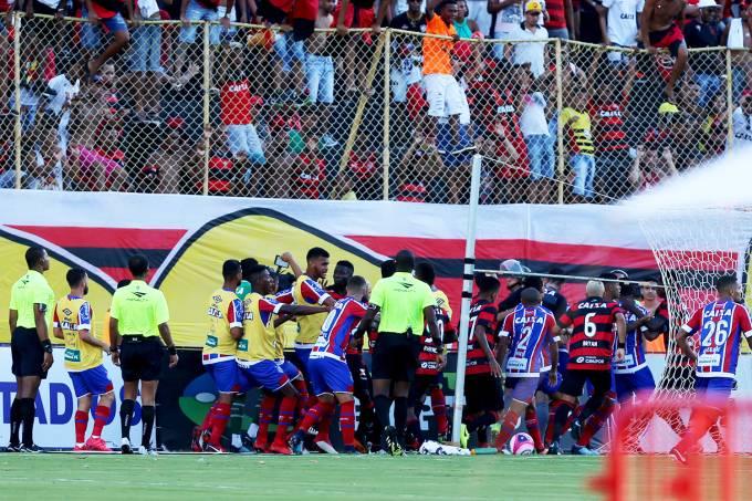 Campeonato Baiano – Vitória x Bahia