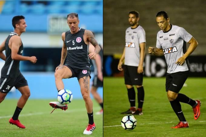 Internacional e Atlético MG