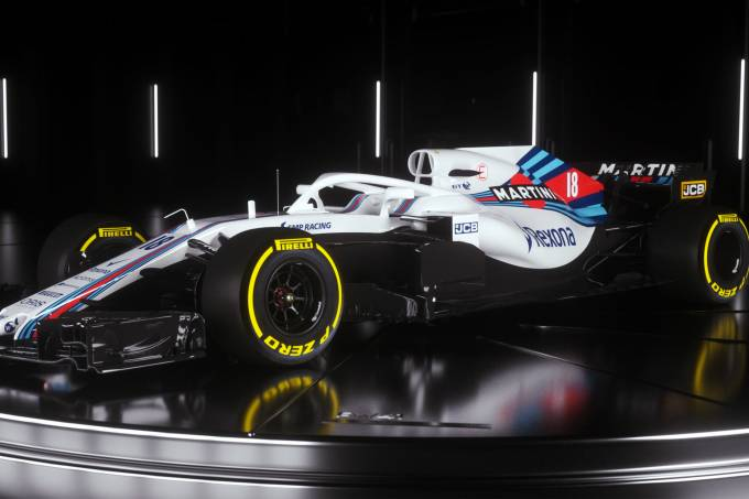 Williams Mercedes FW41