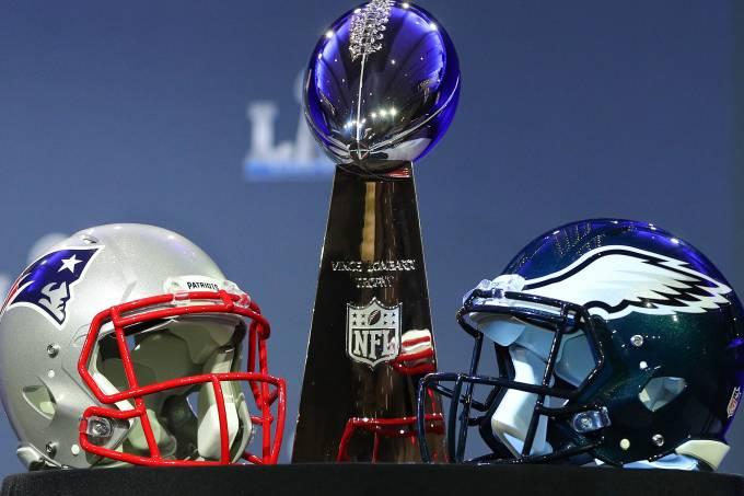 Super Bowl LII – Patriots x Eagles