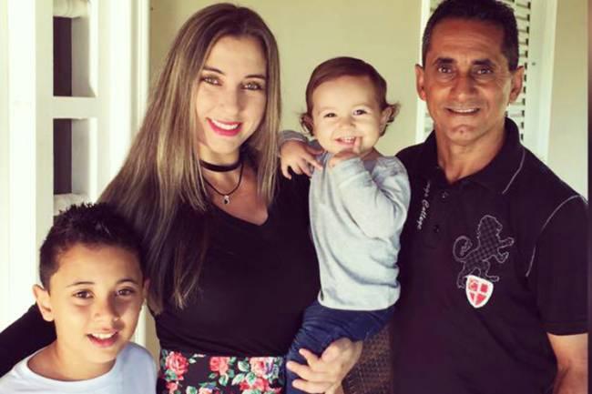 A família do ex-jogador Zé Carlos
