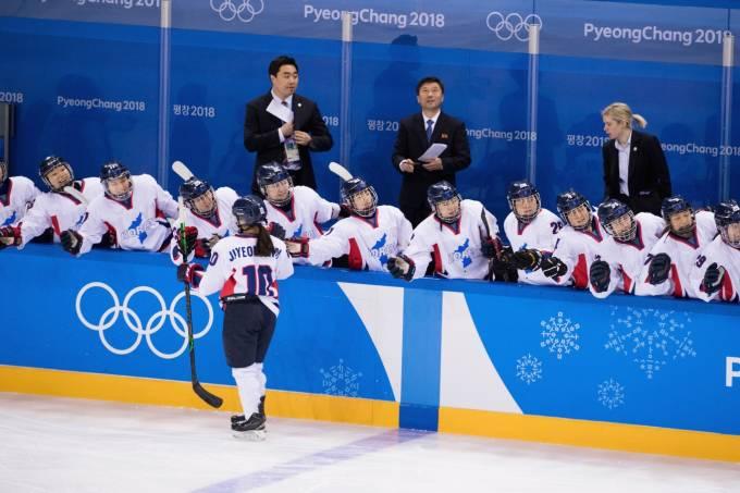 Seleção unificada da Coreia