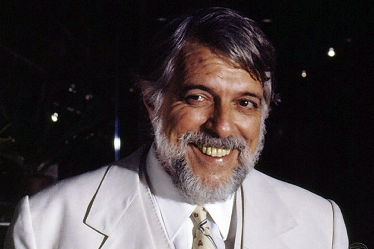 Oswaldo Loureiro na novela 'Mico Preto' (1990)