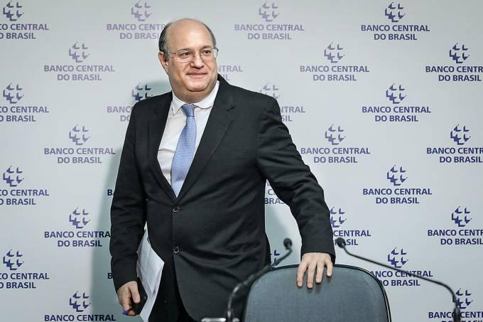 Alívio – Ilan Goldfajn, presidente do Banco Central: inflação controlada