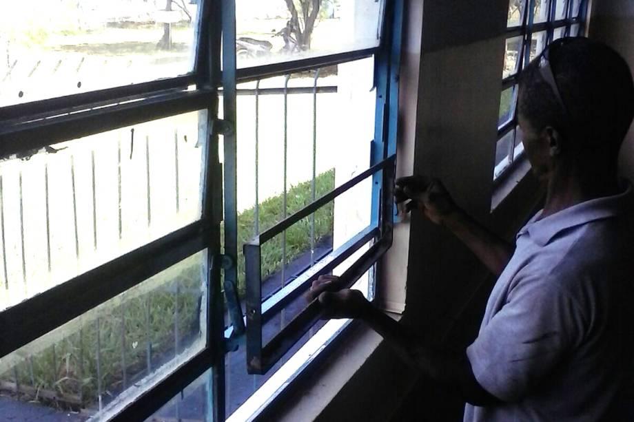 Escola Darcy Ribeiro, em São José do Rio Preto (SP)