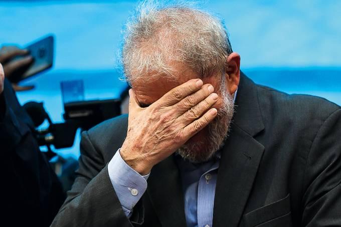 Para evitar prisão, defesa de Lula alega que cliente está grávido