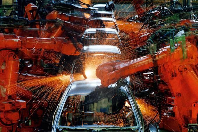Ganhos e perdas – A robotização industrial: políticas públicas que não assimilam as transformações na economia global