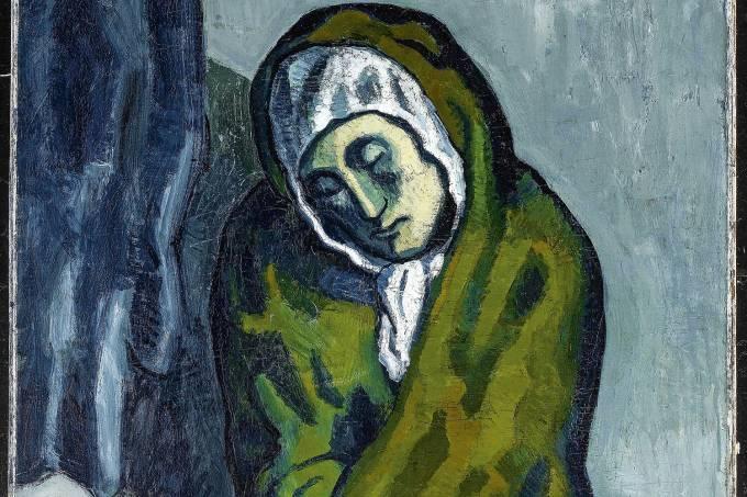 O que Picasso escondeu   VEJA
