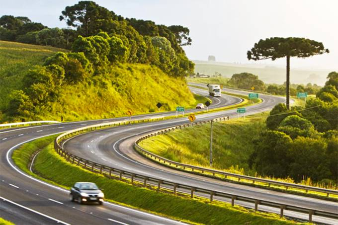 Rodovia de Integração do Sul (RIS)