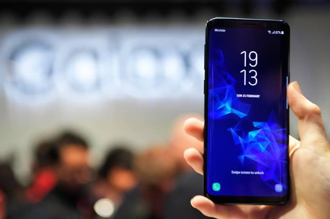 Samsung Galaxy S9 – Lançamento