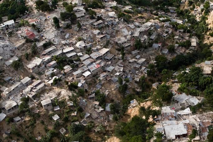 Terremoto no Haiti – 2010