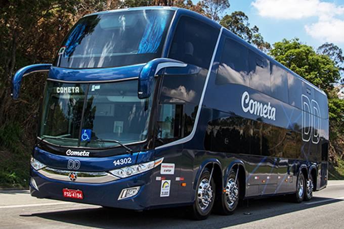 Ônibus da Viação Cometa