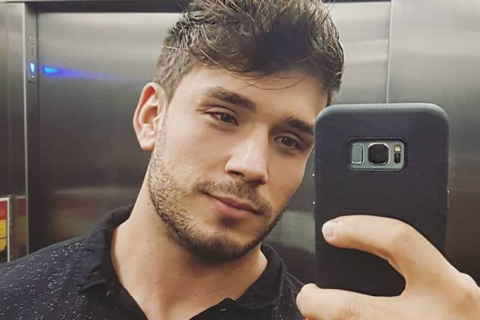 Lucas Viana, participante do Are You the One? Brasil