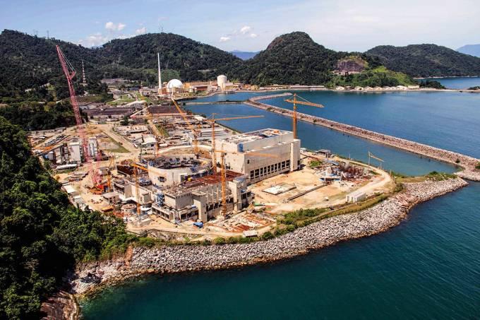 Suspense – Obras da Usina de Angra, paradas desde 2015: Odebrecht e Camargo Corrêa aguardam o sinal verde do TCU