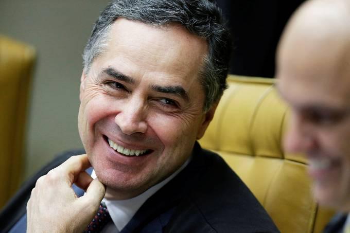 O ministro do STF, Luís Roberto Barroso