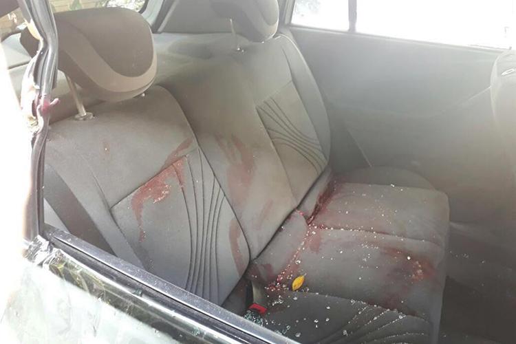 Carro onde a vereadora Marielle Franco foi assassinada no Rio de Janeiro (RJ) - 15/03/2018