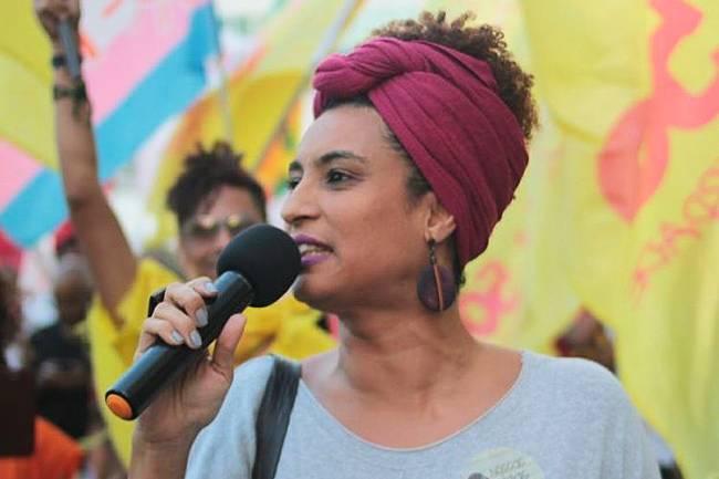 Morte da vereadora Marielle Franco (PSOL), assassinada no Rio de Janeiro