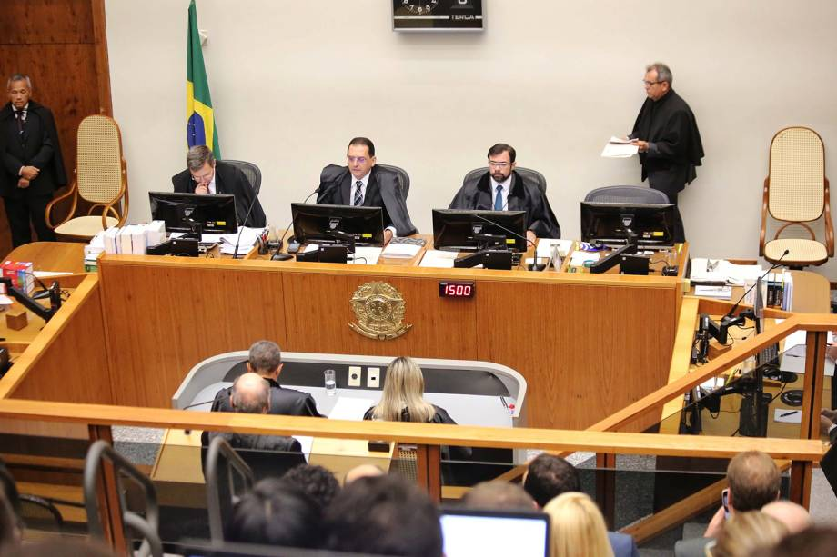 Superior Tribunal de Justiça (STJ), julga pedido de habeas corpus do ex-presidente Lula - 06/03/2018