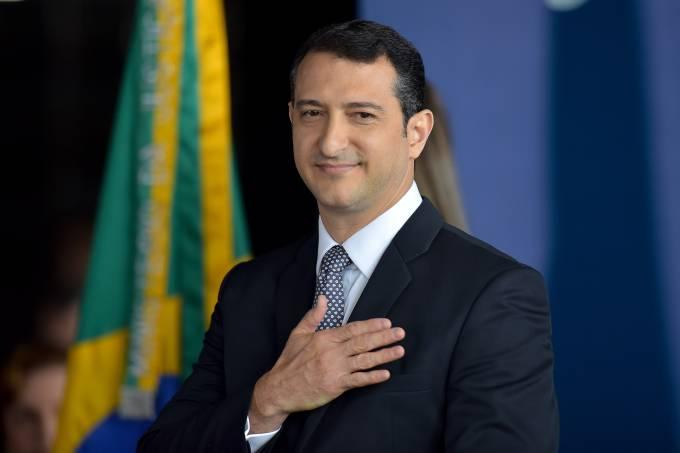 Posse de Rogério Galloro na direção-geral da Polícia Federal