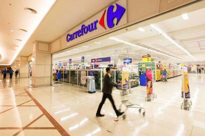 Filial da rede de hipermercados Carrefour