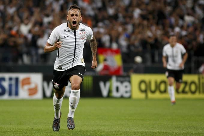 Corinthians x Bragantino