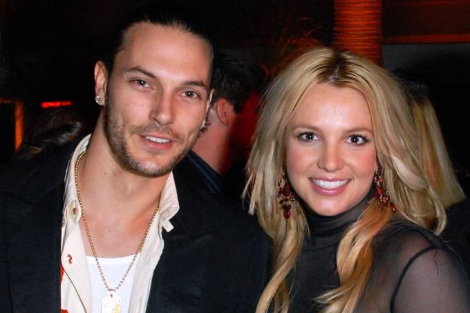 Britney Spears e Kevin Federline