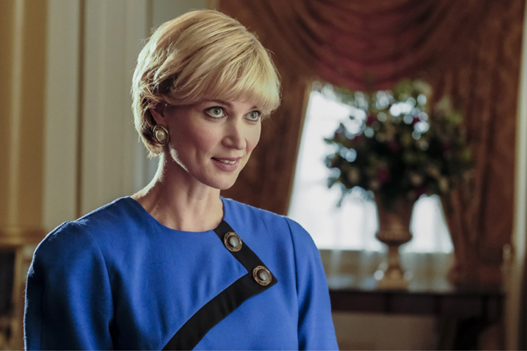 A atriz Bonnie Soper interpreta a Princesa Diana, em filme inspirado no Príncipe Harry e Meghan Markle