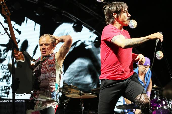 Lollapalooza – Red Hot Chili Peppers