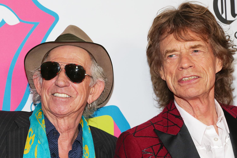 Keith Richards se desculpa por sugerir vasectomia de Mick Jagger | VEJA