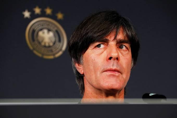 Joachim Löw, técnico da Alemanha