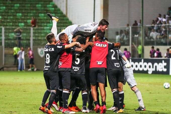 Copa do Brasil: Atlético-MG x Figueirense – Pênaltis