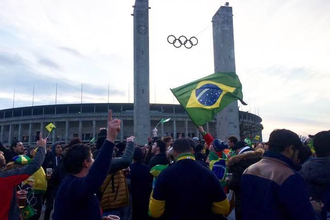 Brasil x Alemanha – Amistoso