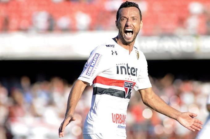 Campeonato Paulista: São Paulo x Corinthians – Nenê