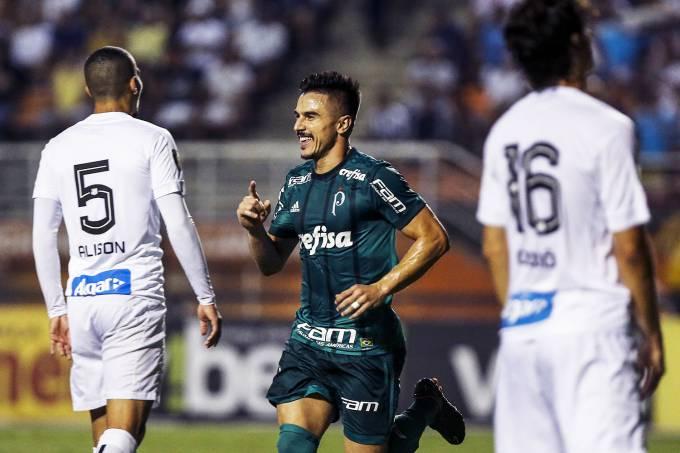 Campeonato Paulista – Semifinal – Santos x Palmeiras