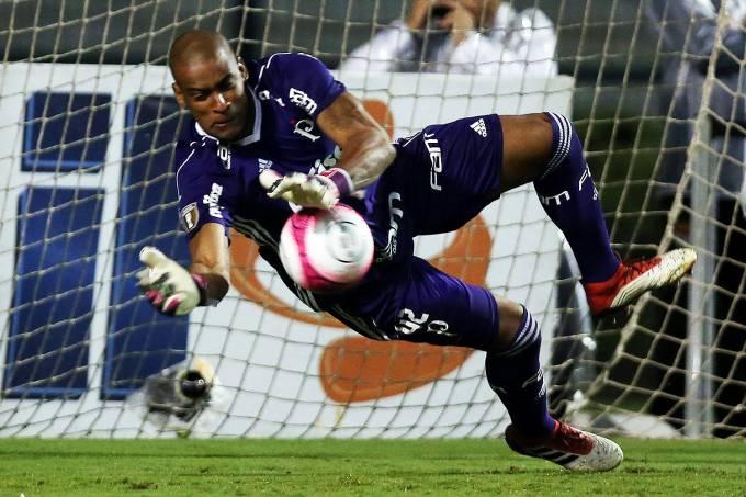 Campeonato Paulista – Semifinal – Palmeiras x Santos – Jailson