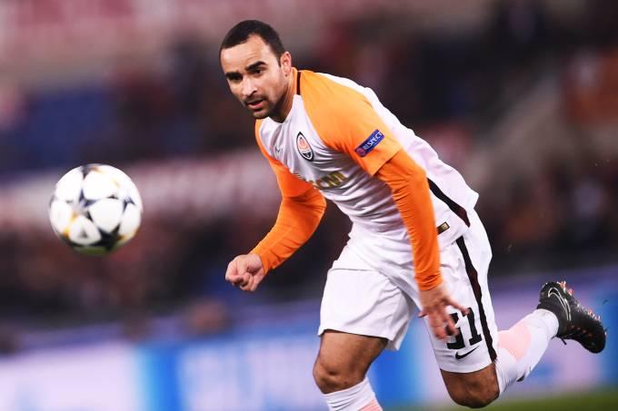 O jogador Ismaily