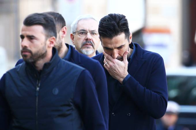 Funeral de Davide Astori
