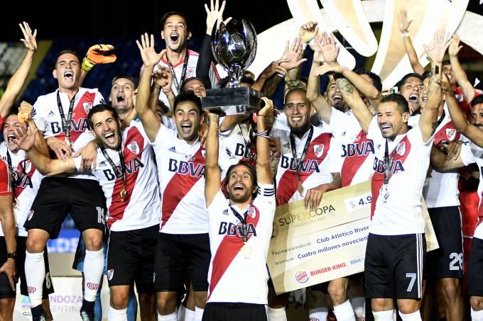 Supercopa Argentina: River Plate x Boca Juniors