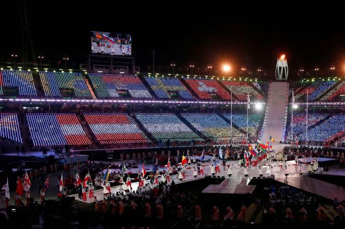 Encerramento dos Jogos Paralímpicos de Inverno