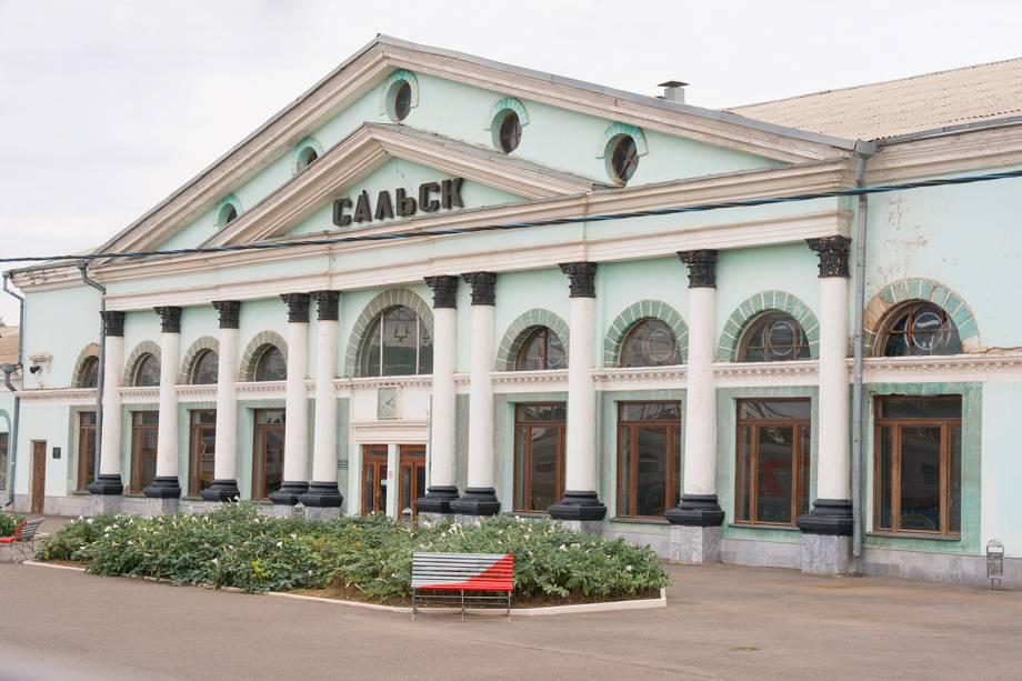 Estação Salzk