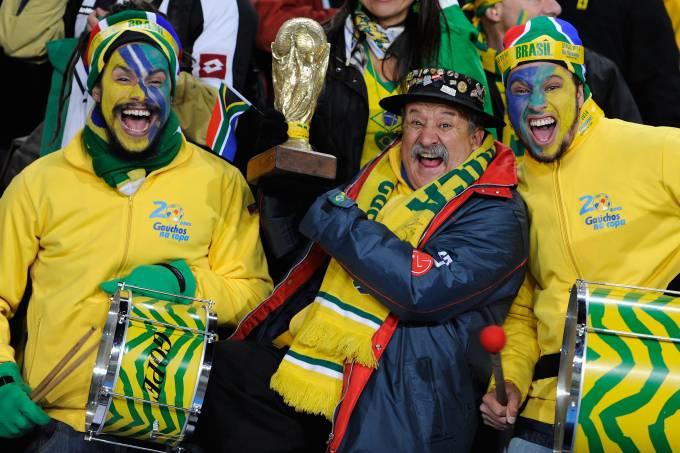 Copa do Mundo na África do Sul 2010