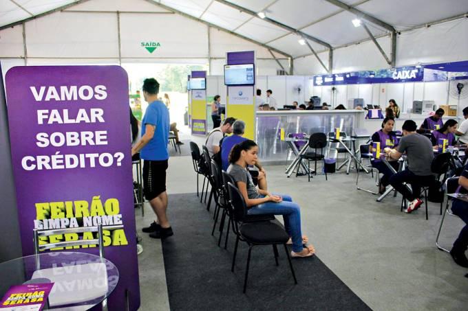 Ressaca da crise – Mutirão de renegociação de dívidas: mais de 60 milhões de pessoas com as contas atrasadas