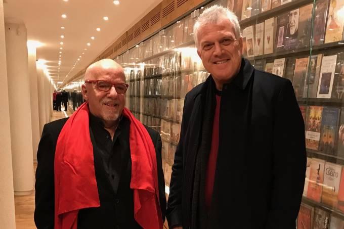 Paulo Coelho em entrevista ao 'Conversa com Bial'
