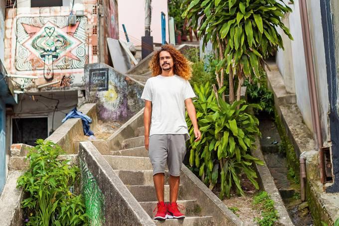 Linguagem das ruas – Martins no Vidigal: domínio técnico da narrativa, sem estudo formal