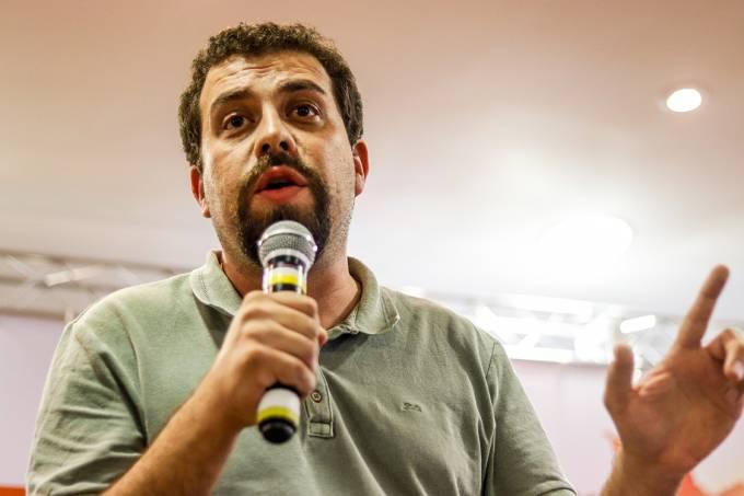 Guilherme Boulos, pré-candidato do PSOL a presidente da República9