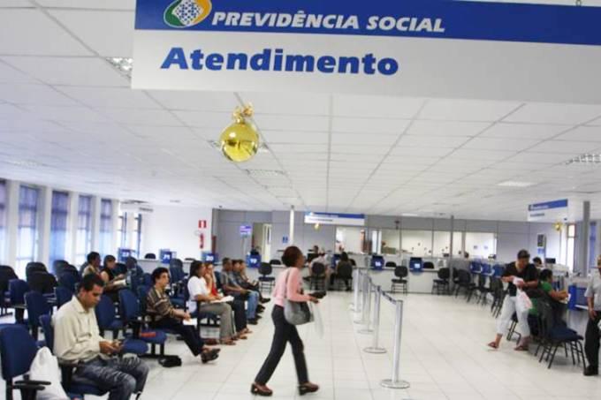 Agência do Instituto Nacional do Seguro Social (INSS) em Belo Horizonte